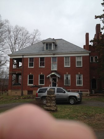 Arcadia Academy : The priest's house- where we stayed