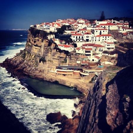 Azenhas do Mar Restaurante Piscinas: :)
