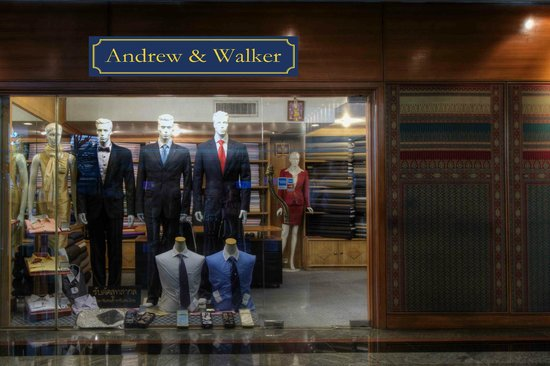 ‪Andrew & Walker Custom Clothier‬