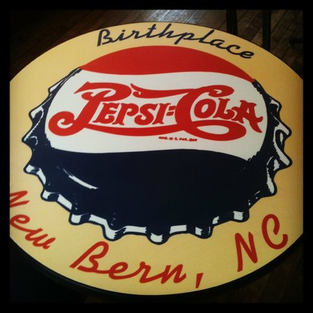 New Bern Tours & Convention: Home of Pepsi!