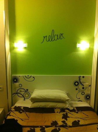 Inter-Hotel Salvator : Une des toutes nouvelles chambre