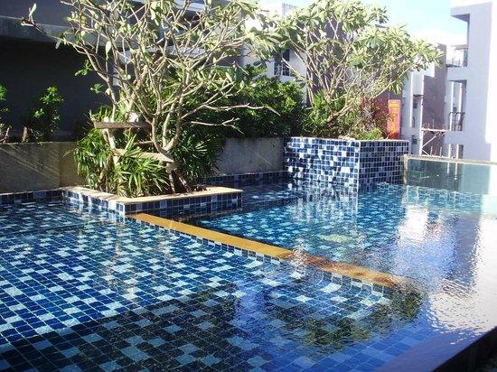 Andakira Hotel: Swimming Pool on the 3rd floor