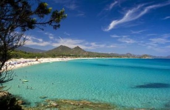 Castiadas, Italia: spiaggia