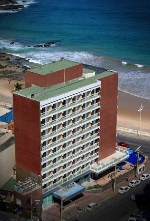 Fachada Monte Pascoal Praia Hotel Salvador