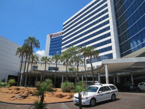 Stamford Plaza Sydney Airport: Hotelansicht