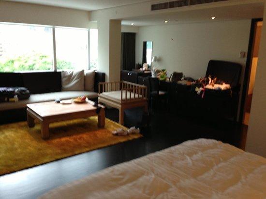 COMO Metropolitan Bangkok: Metropolitan room