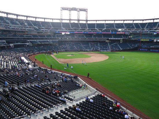View From The Pepsi Porch Front Row Picture Of Citi