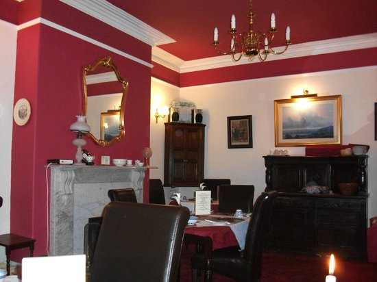 Aquae Sulis Hotel: Dining Room