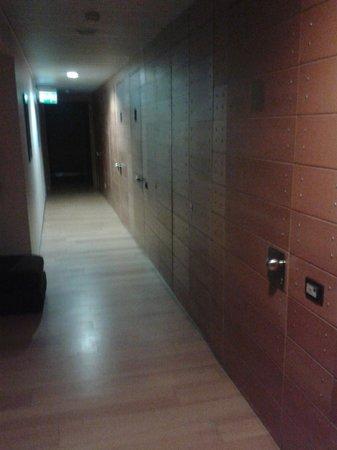 Grand Hotel Leon d'Oro: Corridoio
