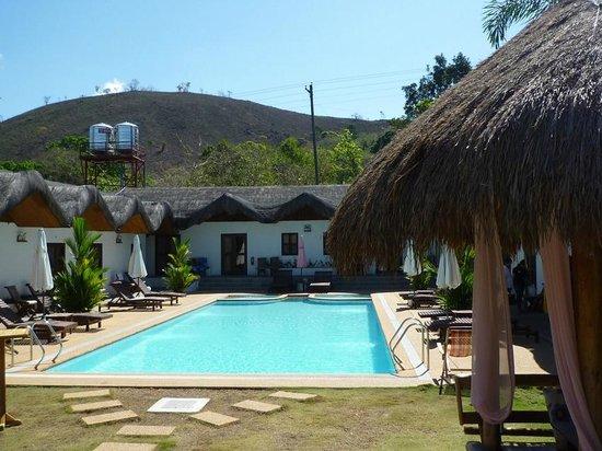 Sunz En Coron Resort: Bungalow atmosphere. Looks great!