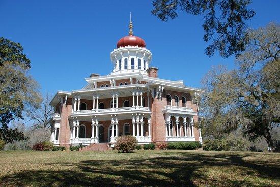 The Longwood house