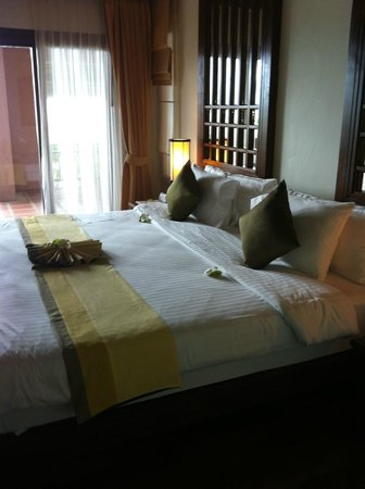 Fair House Villas & Spa: spacious room