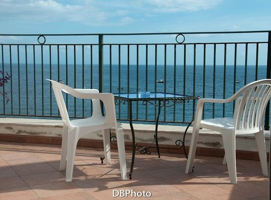 Hotel Pupetto: panorama dalla stanza 242