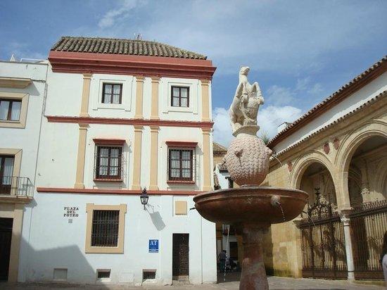 Museo de Julio Romero de Torres: Pza. del Potro