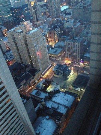 ดับเบิ้ลยู นิวยอร์คไทม์สแควร์: From the 55th floor