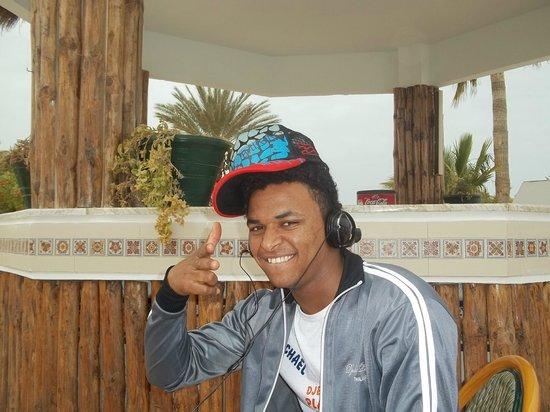 Djerba Plaza Hotel & Spa: Michael, animateur acrobate, merci pour la bonne humeur et bonne saison