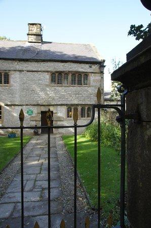 Biggin Hall Country House Hotel: Main entrance
