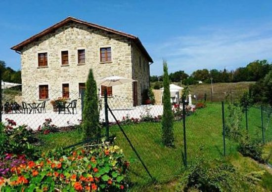 Bed and Breakfast Monticelli: foto esterno