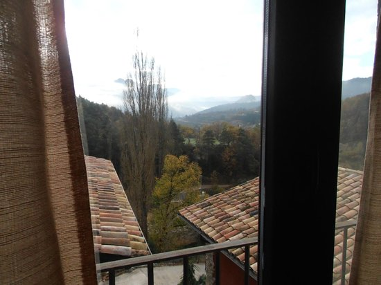 """Hotel Monegal: Vista desde la habitación """"La Marieta"""""""