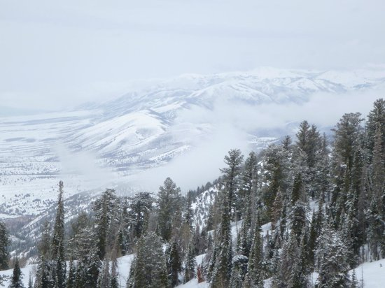 Powder Mountain SKi Resort : Powder Mountain