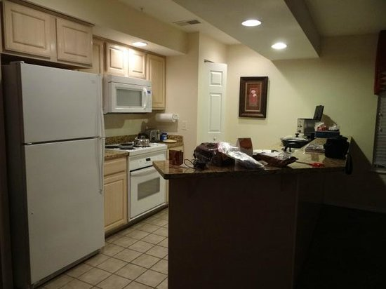 Suites at Fall Creek: kitchen