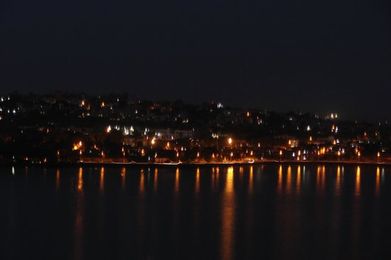 Ivy Suites: Badi Jheel in night from room