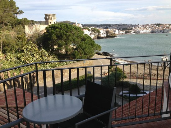 Hotel Llane Petit: excelente vista desde la habitacion