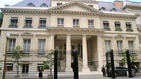 بالاسيو دوهاو - بارك حياة بوينس آيرس: Front entrance - Palace side