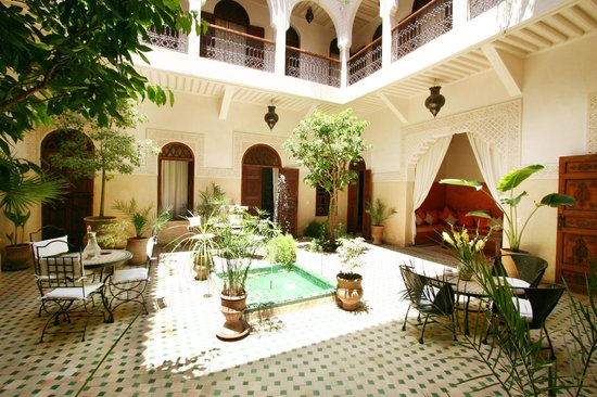 Riad Massiba: Le Patio du Riad