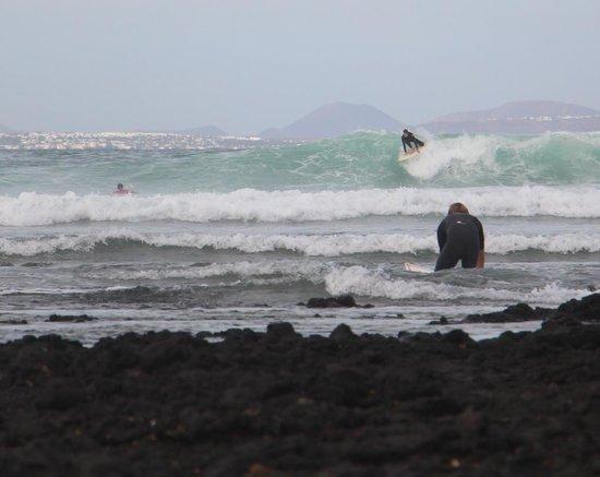 Aloha Surf Academy: rocky-point