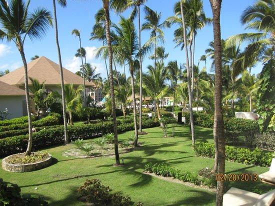 Majestic Colonial Punta Cana: Vue de la chambbre