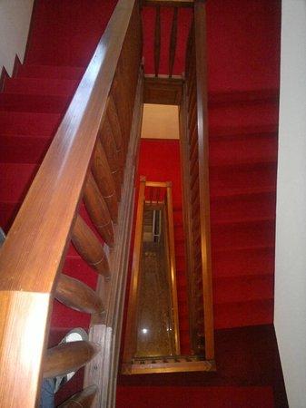 Hotel Erbaluce: scale interno hotel
