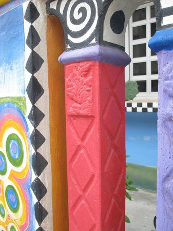 Crayola House: Another close up shot