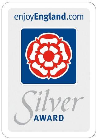 Randolph Hotel: SILVER AWARD from Visit Britain