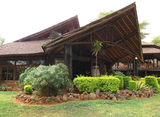 Ol Tukai Lodge: juin 2011