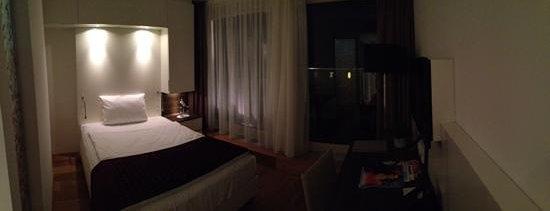 Bergheim 41 Hotel im Alten Hallenbad : einzelzimmer