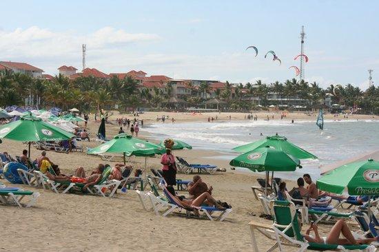 Coconut Palms Resort: Cabarete Beach