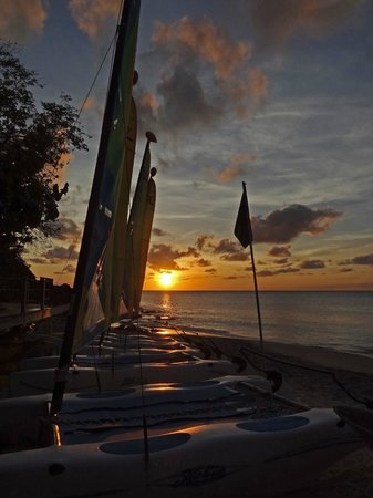 BodyHoliday Saint Lucia: another beautiful sunset