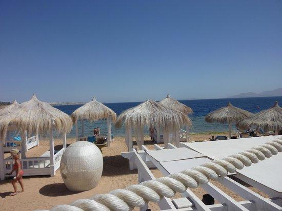 Sunrise Grand Select Arabian Beach Resort: Beach