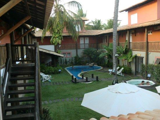 Hotel Pousada Tatuapara: Piscina linda!