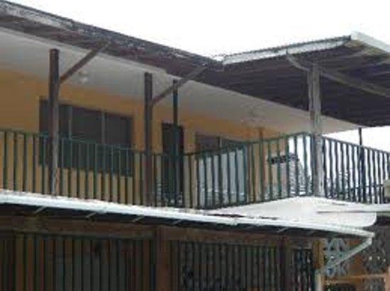 El Patio Guest House: The terrace