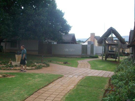 Askari Game Lodge & Spa: The spa