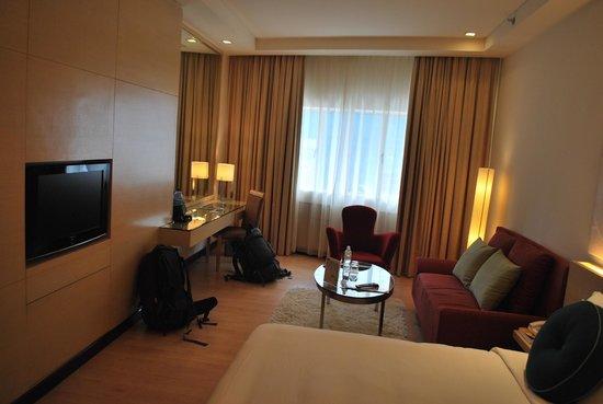 ANSA Kuala Lumpur: Executive studio suite