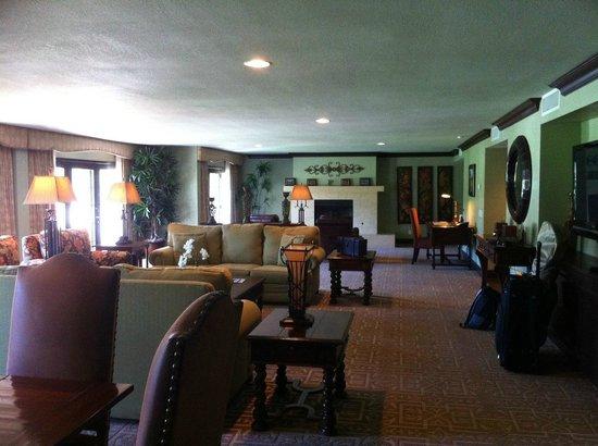 presidential suite picture of omni rancho las palmas. Black Bedroom Furniture Sets. Home Design Ideas