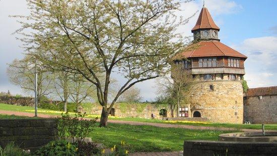 Dicker Turm On Esslingen Burg Bild Von Esslinger Burg Esslingen