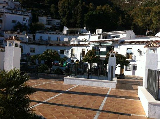 TRH Mijas: Mijas Town