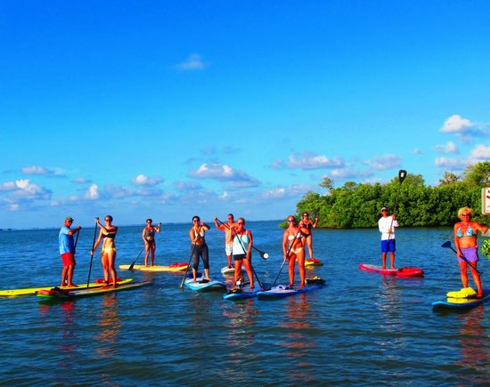 Hooked On SUP: Paddling with friends is the best!