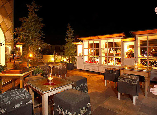 Hotel Acadia: Champagne Bar