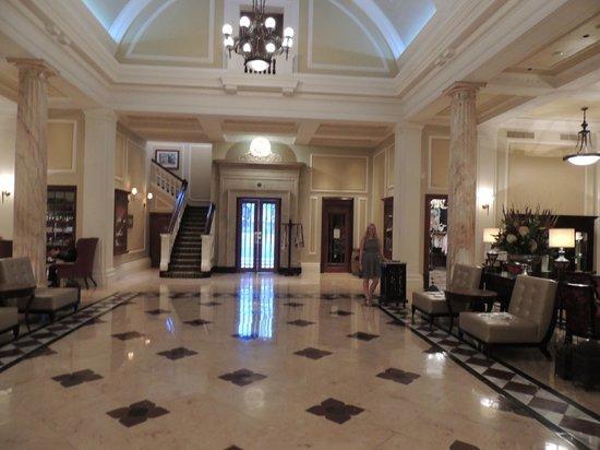 Taj Cape Town: Lobby