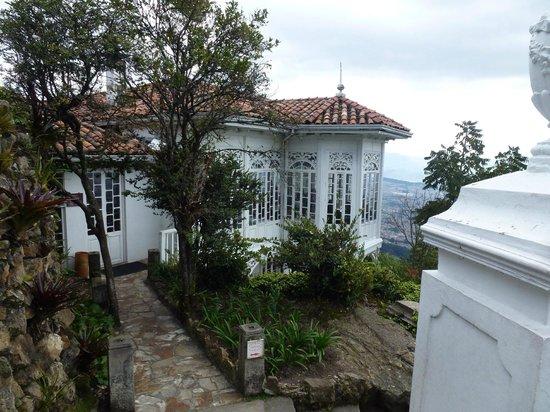 Foto de casa santa clara bogot blick auf casa sta clara - Casas de madera santa clara ...